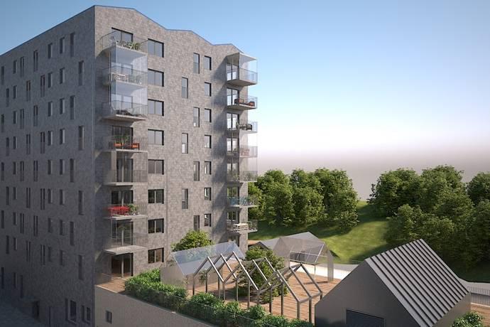 Bild: 2 rum bostadsrätt på Smörslottsparken, Göteborgs kommun Björkekärr