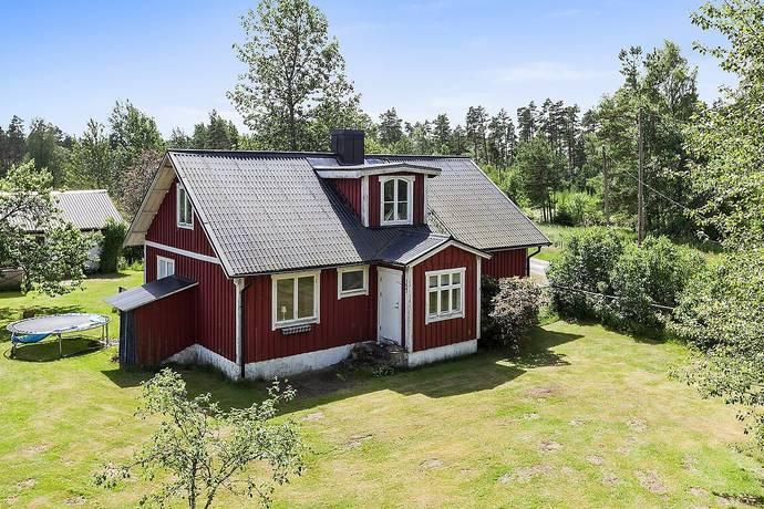 Bild: 6 rum villa på Sönderössjö 8380, Örkelljunga kommun Skånes Fagerhult