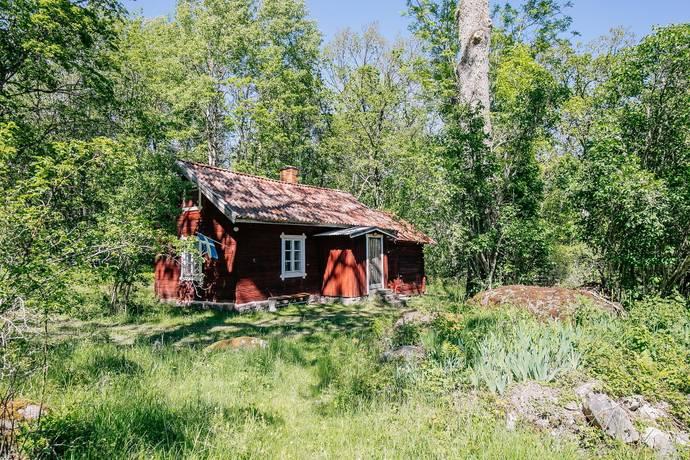 Bild: 2 rum fritidshus på Oknö Källtorp, Strängnäs kommun Aspö