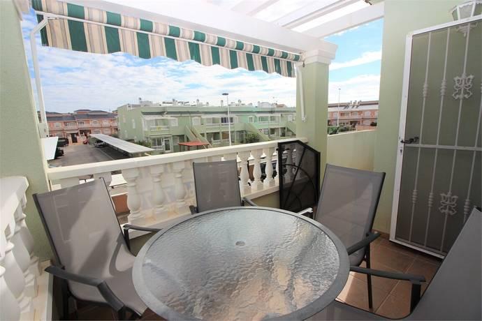 Bild: 3 rum bostadsrätt på Stor takterrass, Spanien Gran Alacant | Alicante