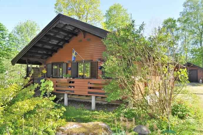 Bild: 3 rum villa på Gnejsvägen 1, Höörs kommun Stenskogen