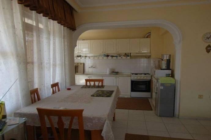 Bild: 3 rum bostadsrätt på Alanya Kleopatra id 2632, Turkiet Alanya