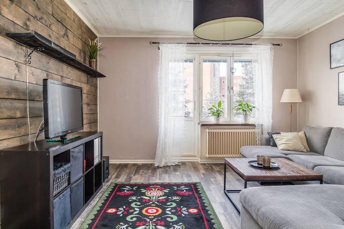 Bild: 2 rum bostadsrätt på Stigbergsgatan 1C, Ludvika kommun Ludvika