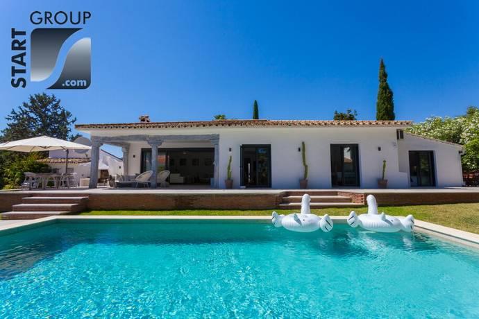 Bild: 6 rum villa, Spanien Marbella, Málaga