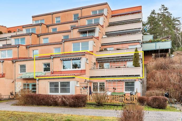 Bild: 3 rum bostadsrätt på Vigelsjöhöjden 3 A, 1 tr, Norrtälje kommun Vigelsjöhöjden