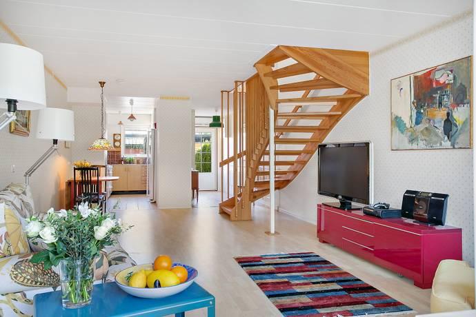 Bild: 3 rum radhus på Byggmästarvägen 121, Huddinge kommun Segeltorp/Utsälje