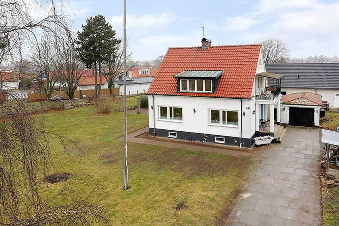 Bild: 5 rum villa på Malmövägen 526, Svedala kommun Bara