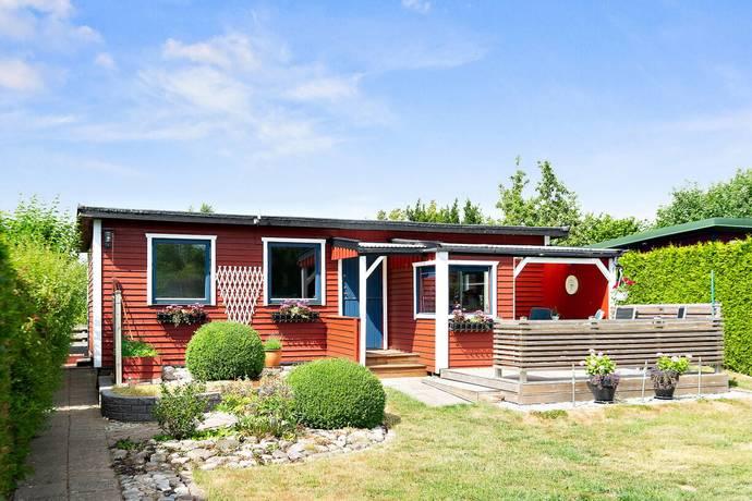 Bild: 2 rum fritidshus på Daturagatan 6, Malmö kommun Almåsa D - Området