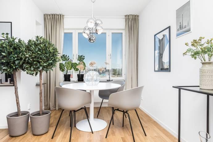 Bild: 3 rum bostadsrätt på Sjöjungfrugatan 2, Västerås kommun Öster Mälarstrand