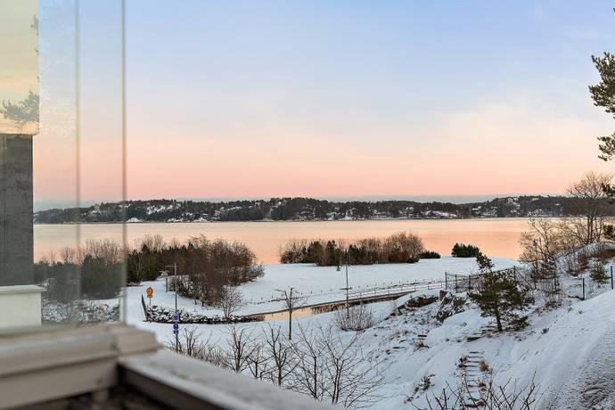 Bild: 3 rum bostadsrätt på Norra Hamnpromenaden 1, Lidingö kommun Gåshaga Pirar