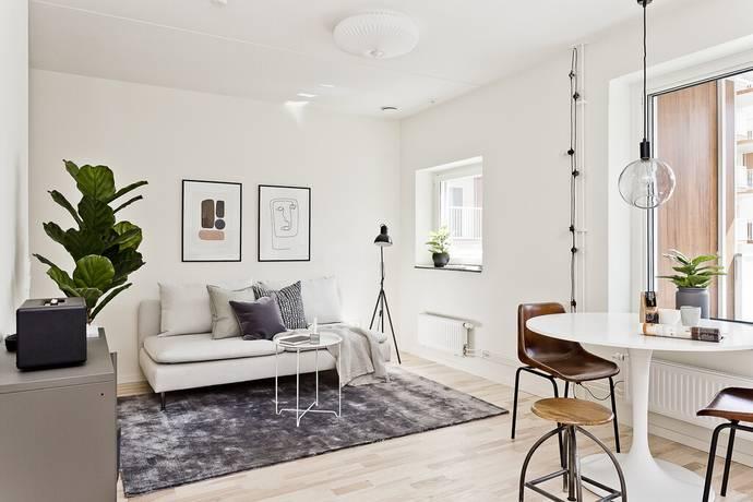 Bild: 1 rum bostadsrätt på Sållargatan 4, Uppsala kommun Kungsängen