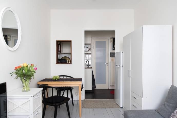 Bild: 1 rum bostadsrätt på Norbergsgatan 5B, Lunds kommun Centrum