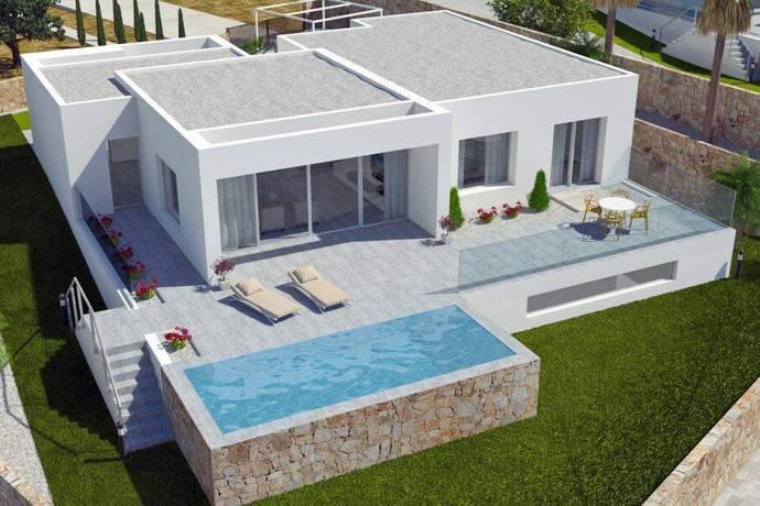 Bild: 4 rum bostadsrätt på Lägenhet i Las Colinas Golf, Alicante, Spanien Las Colinas Golf