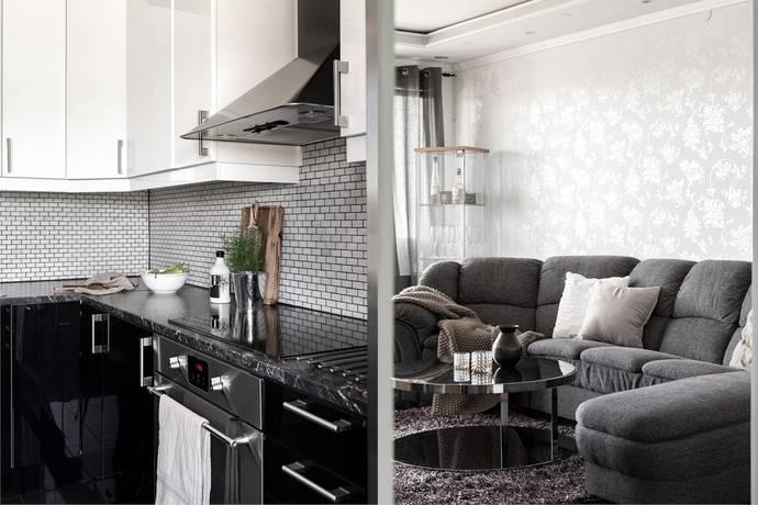 Bild: 3 rum bostadsrätt på ADOLF ZETHELIUS GATA 7, Västerås kommun Bäckby