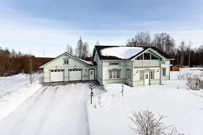 Bild: 5 rum villa på Nilsandersvägen 17, Luleå kommun Rutvik