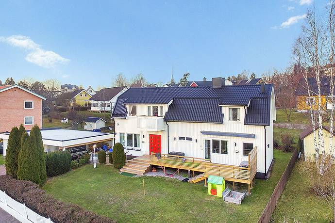 Bild: 6 rum villa på Bruksgatan 29, Sundsvalls kommun Skönsberg