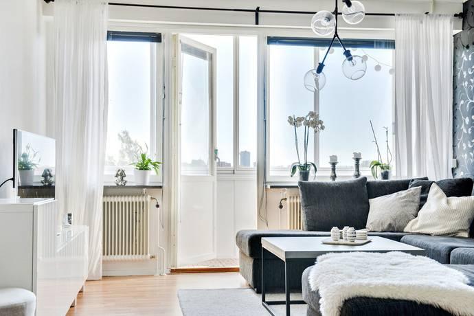 Bild: 2 rum bostadsrätt på Lettlandsgatan 2 b, Malmö kommun Dalaplan