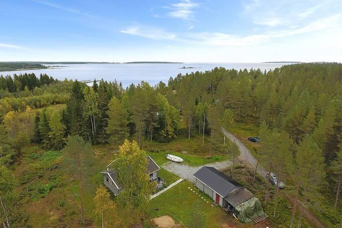 Bild: 4 rum fritidshus på Klintsjölänningen 158, Robertsfors kommun ROBERTSFORS