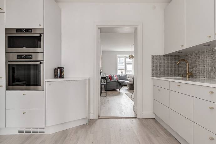 Bild: 3 rum bostadsrätt på Nybrogatan 72A, 5 tr, Stockholms kommun Östermalm