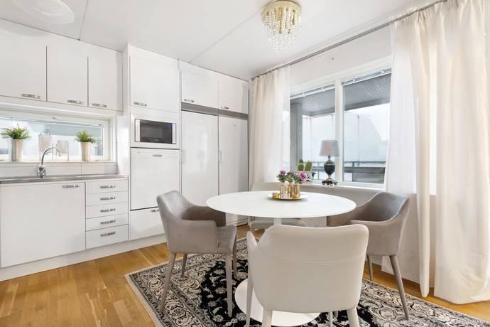 Bild: 2 rum bostadsrätt på Kungsgatan 28, Luleå kommun Centrum