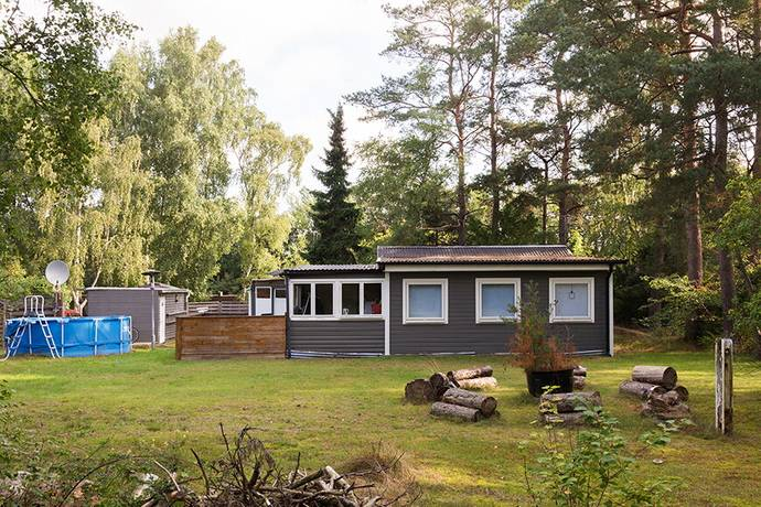 Bild: 2 rum villa på Hasselvägen 5, Kävlinge kommun Löddeköpinge Sandskogen