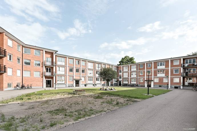 Bild: 2 rum bostadsrätt på Hantverkaregatan 2D, Perstorps kommun Perstorp