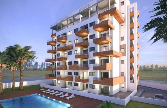Bild: 3 rum bostadsrätt på GUARDAMAR DEL SEGURA, Spanien Costa Blanca