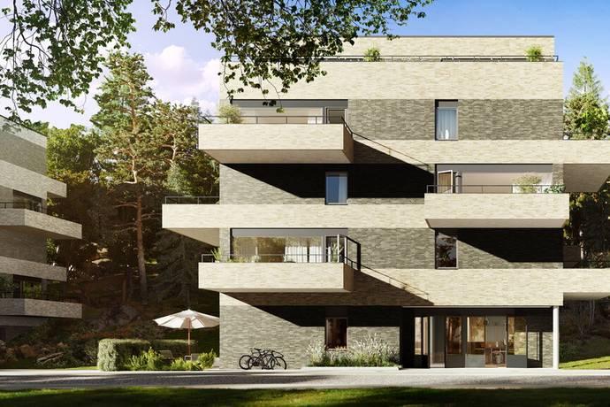 Bild: 3 rum bostadsrätt på Tyska Bottens Väg (Lgh 01.1201), Stockholms kommun Bromma