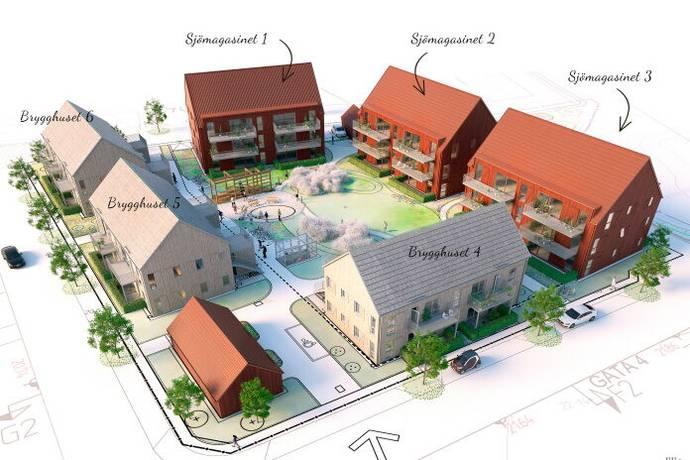 Bild: 3 rum bostadsrätt på Sandlyckans väg, Kungsbacka kommun Kullavik