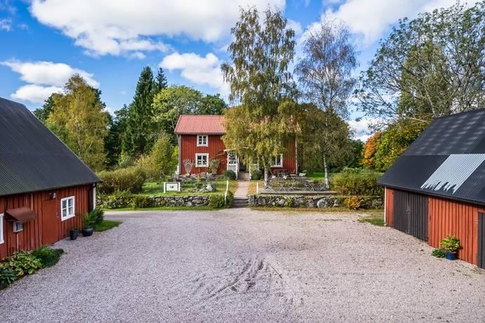 Bild: villa på Stockhult 4286, Markaryds kommun Stockhult