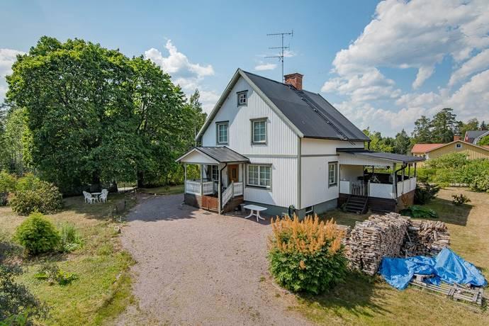 Bild: 5 rum villa på Odlargatan 2, Hofors kommun Robertsholm