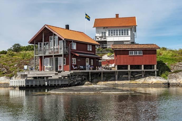Bild: 9 rum villa på Höpallen 483, Orust kommun Gullholmen - Härmanö