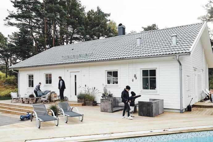 Bild från Bygg ett drömhem från LB-Hus i attraktivt område!