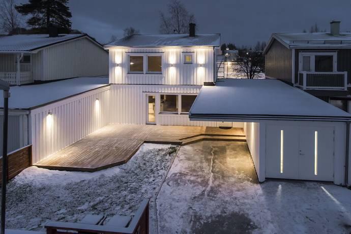 Bild: 5 rum radhus på Rådjursstigen 17, Luleå kommun Hertsön