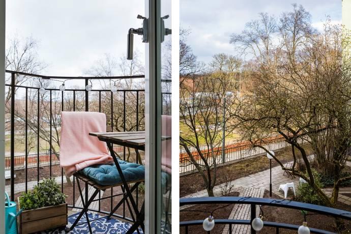 Bild: 1 rum bostadsrätt på Högalidsgatan 33, Stockholms kommun Södermalm / Högalid / Hornstull