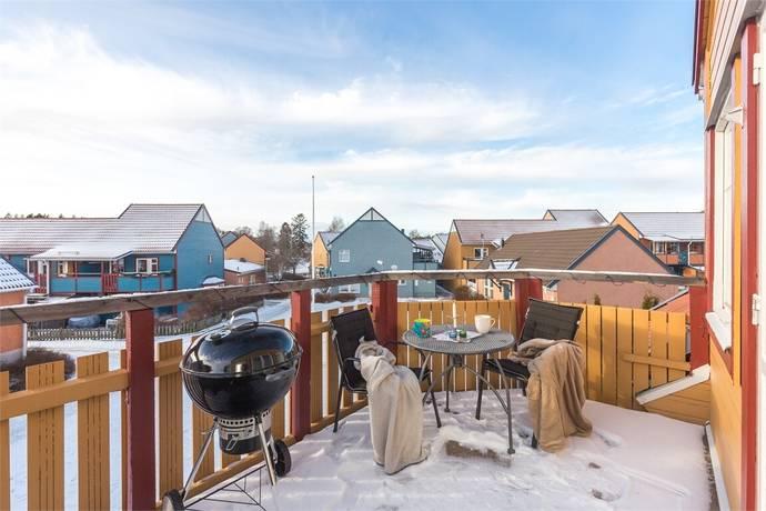 Bild: 4 rum bostadsrätt på Vintervägen 105, Upplands Väsby kommun Bollstanäs