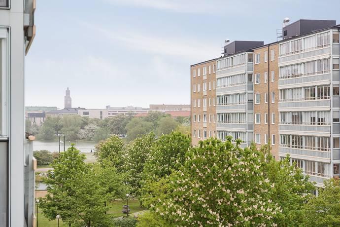 Bild: 4 rum bostadsrätt på Annebergsgatan 5 C, Malmö kommun Borgmästaregården