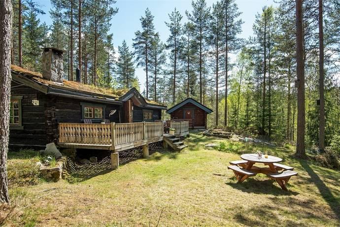 Bild: 2 rum fritidshus på Saxebyn Furusätra , Eda kommun Koppom