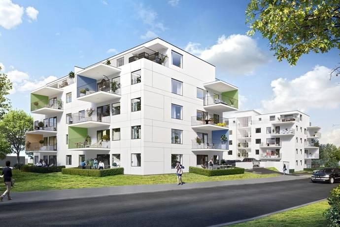 Bild: 3 rum bostadsrätt på Plutogatan 21, Helsingborgs kommun Björka/Ödåkra