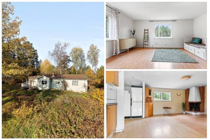 Bild: 3 rum villa på Bomvägen 6, Österåkers kommun