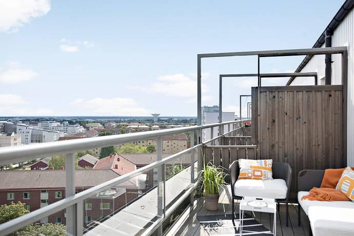Bild: 3 rum bostadsrätt på Ritargatan 10b, Uppsala kommun Salabacke
