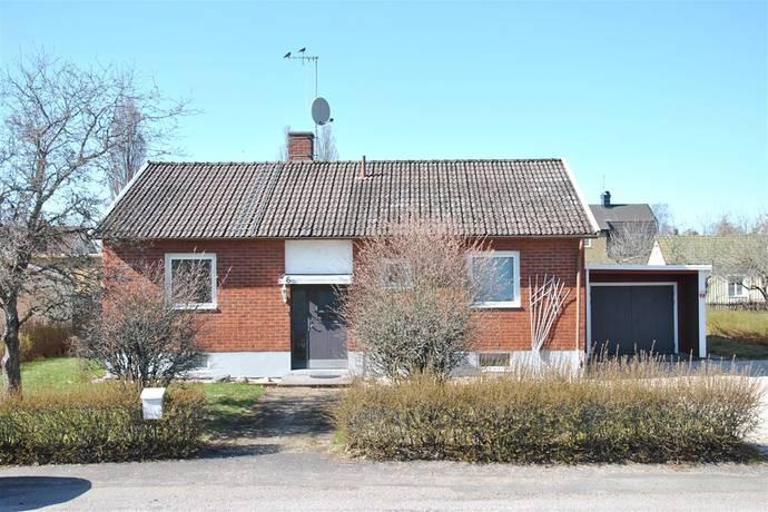 Bild: 5 rum villa på Villagatan 6, Vänersborgs kommun Brålanda