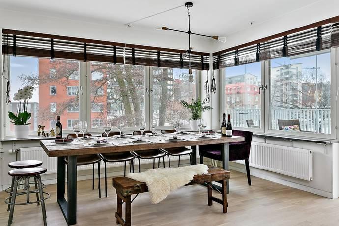 Bild: 4 rum bostadsrätt på Hamngatan 27B, Sundbybergs kommun Centrala Sundbyberg