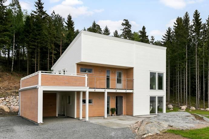 Bild: 6 rum villa på Klockaregårdsvägen 5, Bollebygds kommun