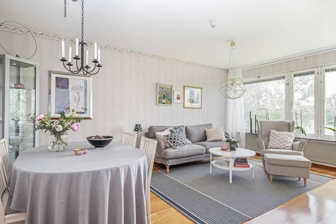 Bild: 4 rum bostadsrätt på Ekholmsvägen 74B, Linköpings kommun Ekholmen