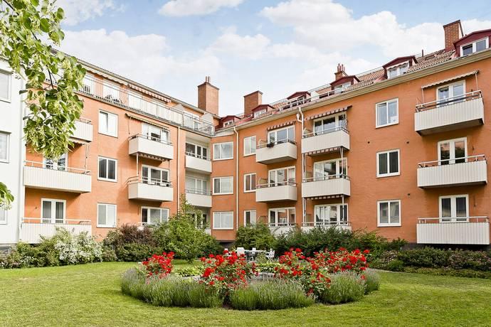 Bild: 1 rum bostadsrätt på Munkgatan 5B, Uppsala kommun Fjärdingen