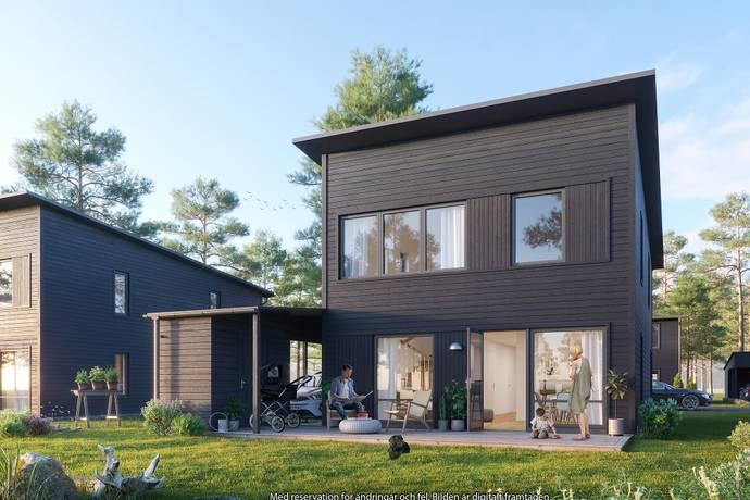 Bild: 5 rum villa på Tant Gröns Väg 36, Botkyrka kommun Uttran