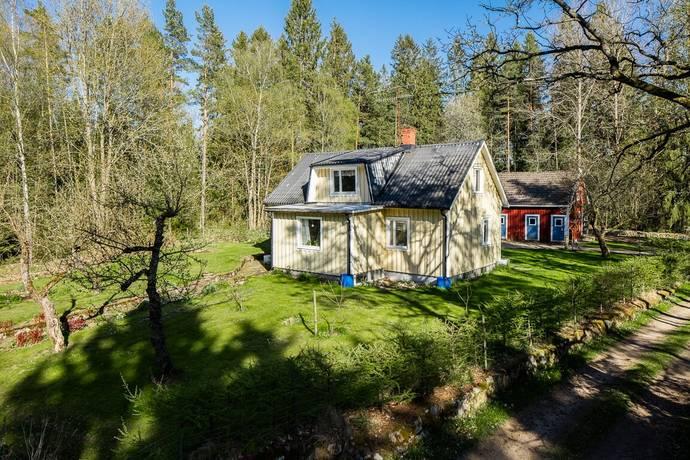 Bild: 4 rum villa på Holmahult 4, Tingsryds kommun Konga