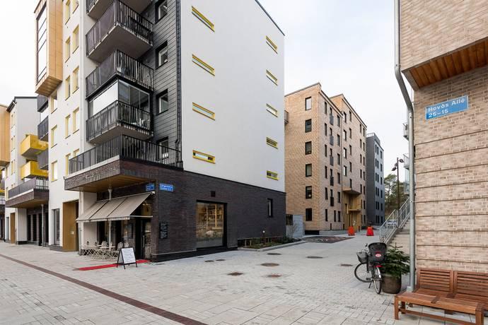 Bild: 3 rum bostadsrätt på Lillgårdens gränd 3, Göteborgs kommun Nya Hovås