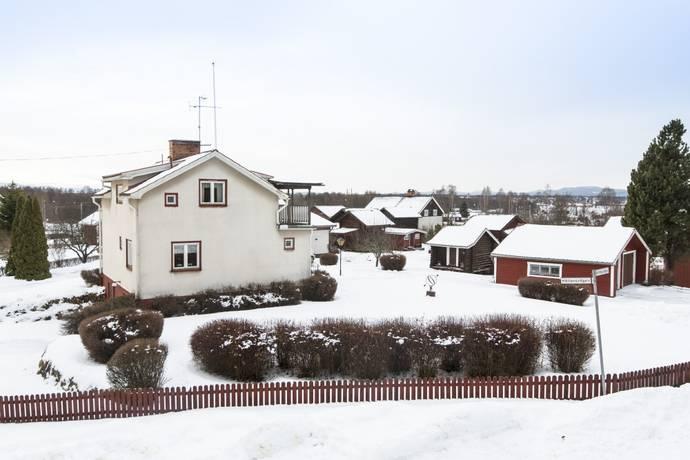 Bild: 3 rum villa på Brittåsvägen 8, Mora kommun Noret